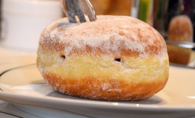 ベニエ Beignet|穴のないドーナツ