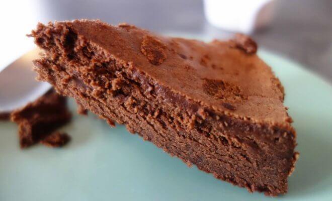ガトー・オ・ショコラ Gâteau au chocolat