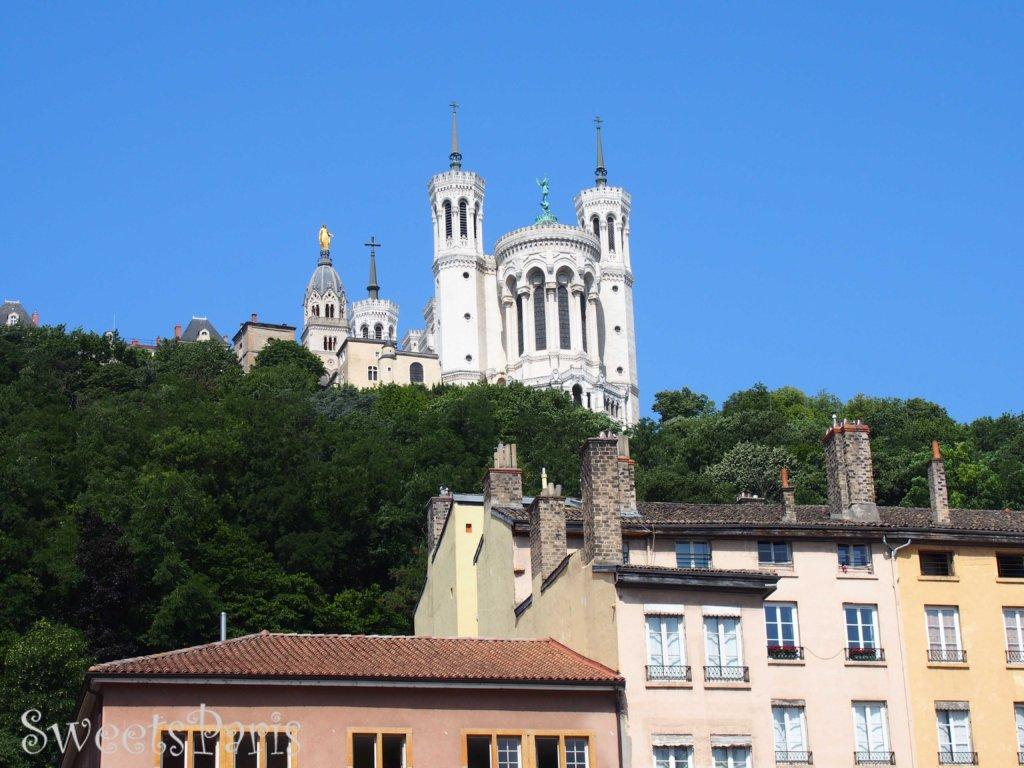 フルヴィエール大聖堂 Basilique Notre-Dame de Fourvière