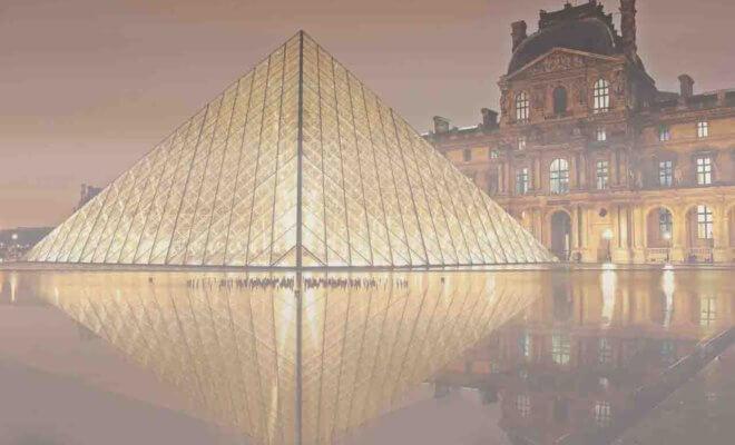 Breton ブルトン - 19世紀のピラミッド形ピエスモンテ