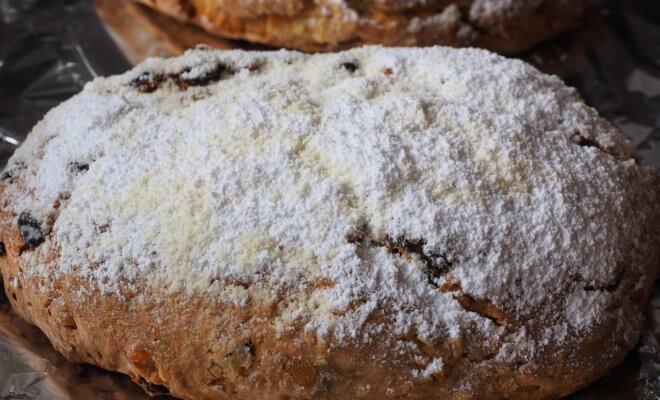 Bierewecke ビルヴェーク - クリスマスイブのドライフルーツ入りパン