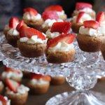Barquettes aux fraises いちごのバルケット