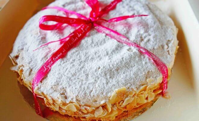 Succès シュクセ - ルノートルで考案された「成功」というケーキ