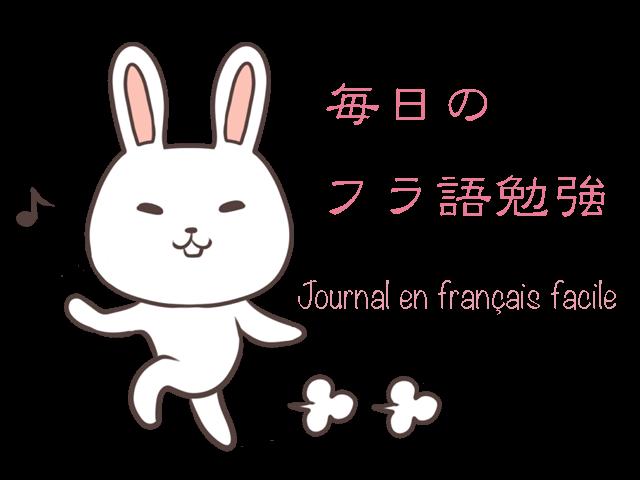 ニュースでフランス語勉強